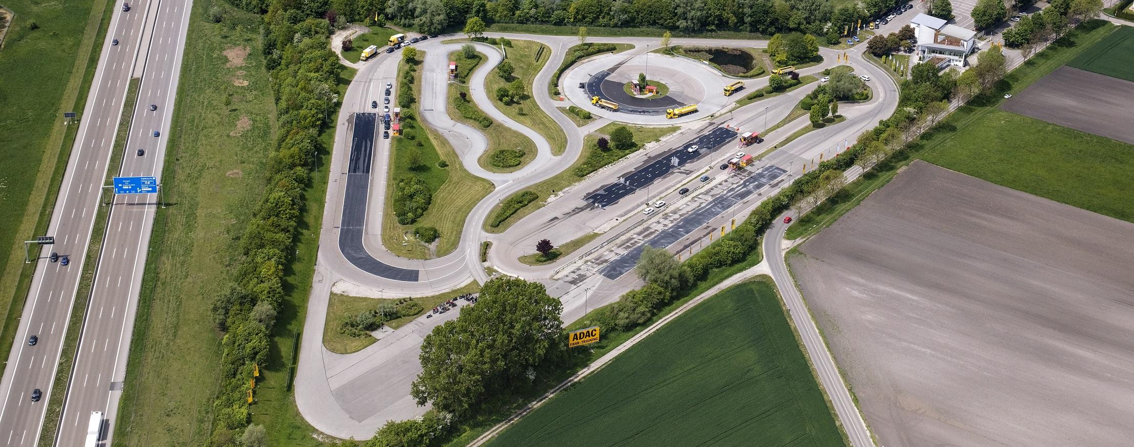 ADAC Fahrsicherheitszentrum Augsburg
