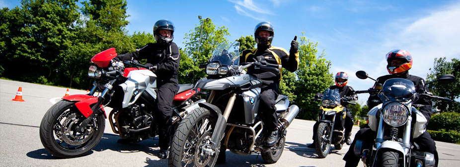 ADAC Motorrad-Basis-Training