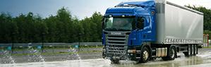 Trainings für Kleintransporter, Lkw und Bus