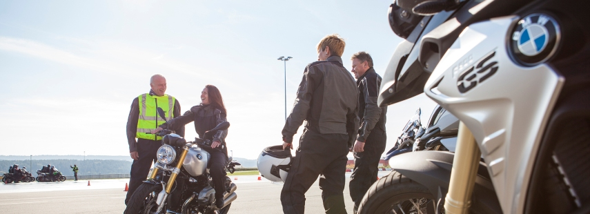 ADAC Motorrad-Intensiv-Training