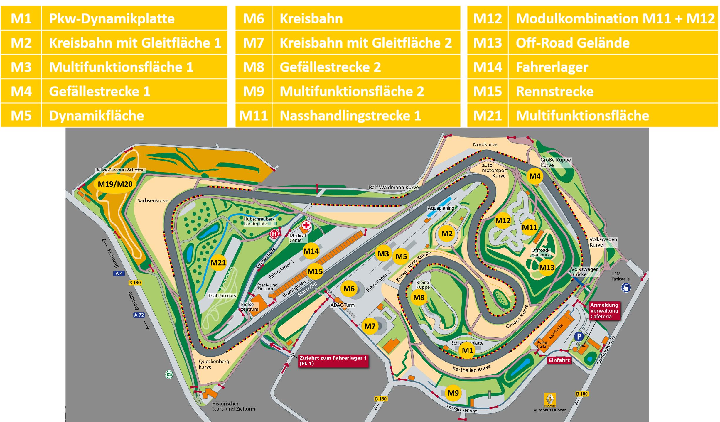 ADAC Fahrsicherheitszentrum Sachsenring